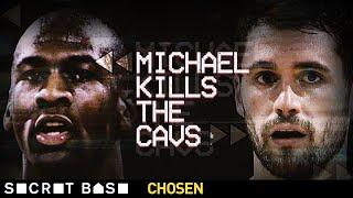 Michael Jordan ruining the Cavaliers needs a deep rewind   CHOSEN: Chapter 2 thumbnail