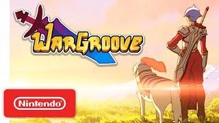 Wargroove - Cinematic Trailer - Nintendo Switch