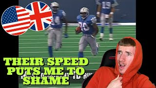 (BRITISH REACTION) YeaJord Reacts To The Most Dominant Touchdown Runs In NFL History!