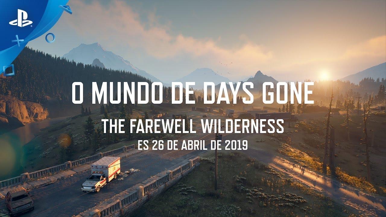 Days Gone: Um Mergulho Profundo na Farewell Wilderness, Bônus de Pré-Venda, Edições Especiais
