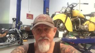 Remove Baffles on Vance & Hines Hight Output 4 5