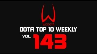 DotA - WoDotA Top10 Weekly Vol.143