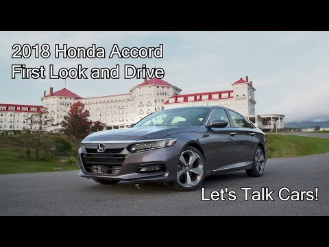 LTC - 2018 Honda Accord - The BEST Family Mid- (Full?) Sizer?