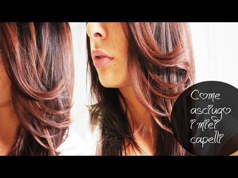 Vitamine per capelli a uno gnezdny alopetion