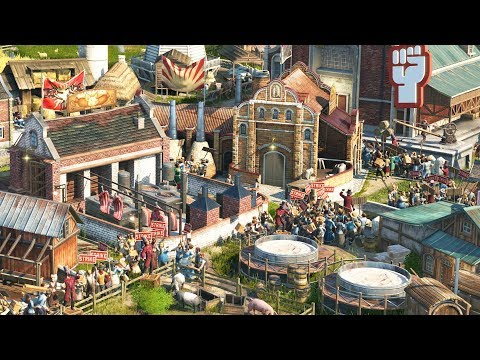 I Built a City of Oppression and Mass Riots and This Happened - Anno 1800