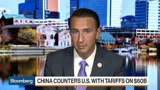 Rep. Costello Warns That China Won't Just Roll Over on Tariffs
