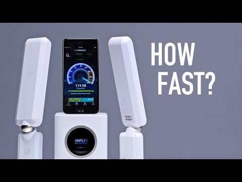 The Fastest WiFi I've Tested…