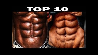 top 10 abs in the world