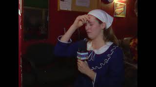 Gloriavale TV - Doing a stand up gig at the Comedy Club