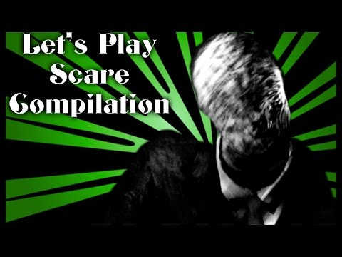 The RT/ AH/ Let's Play Scare Compilation Part 2 (Five Nights at Freddy's)