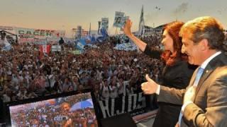 01 De DIC Inauguración Complejo Habitacional Colonia Avellaneda Cristina Fernández De Kirchner