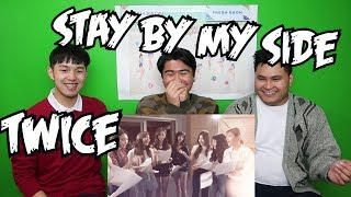 TWICE - STAY BY MY SIDE REACTION (TRUE ONCES)