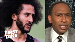 Stephen A. Reacts To The Chargers Interest In Colin Kaepernick | First Take