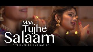 A R Rahman - Maa Tujhe Salaam🇮🇳 | Vande Mataram | Cover | Arjit Agarwal  Independence Day Special