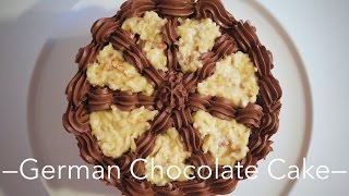 German Chocolate Cake (Layer Cake)