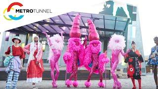 Metro Tunnel Creative Program: The Huxleys