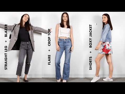 Easy & Replicable Outfit Formulas to Look Stylish in 2020!!