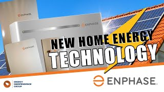 NEW HOME ENERGY TECHNOLOGY With Enphase