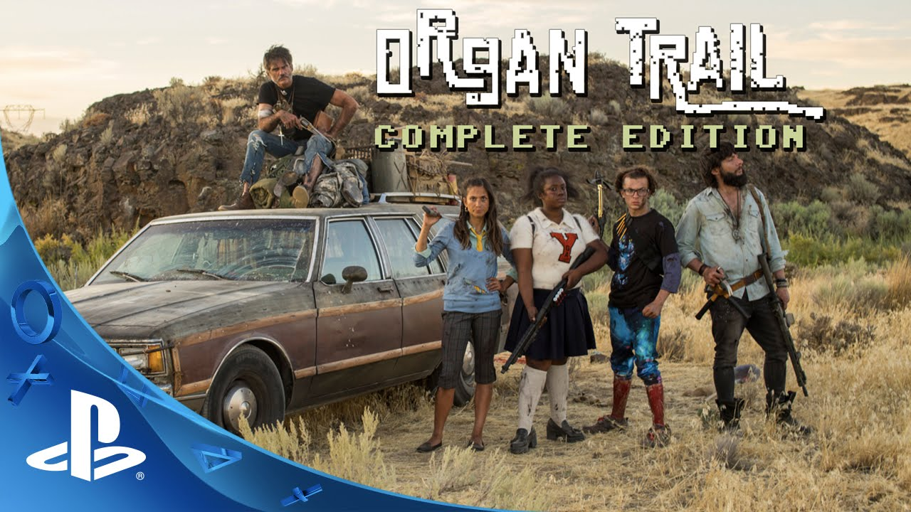 Organ Trail Complete Edition Coming to PS4, PS Vita October 20th