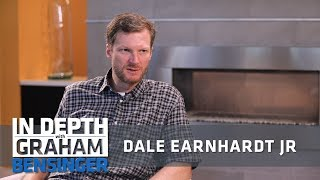 Dale Jr: Hiding 20+ concussions from NASCAR