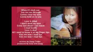 Suzy Bogguss - Love Is Blind ( + lyrics with T. Graham Brown 1999)