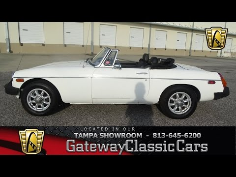 Video of '77 MGB located in Florida - $8,995.00 - KE1K