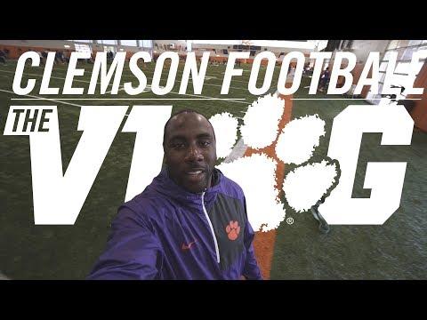 Clemson Football || The Vlog (Season 2, Ep 5)