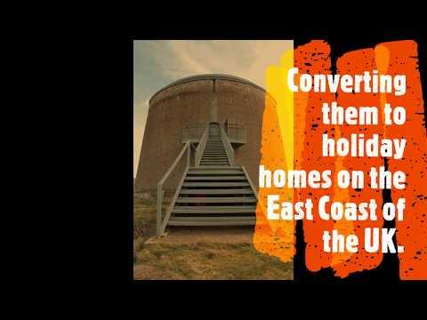 Ecco Stove Off Grid Heating Alternative - Martello Tower