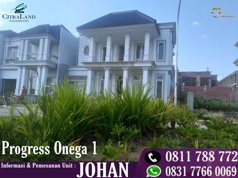 Interior 3D ONEGA 1 CitraLand Palembang