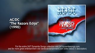 AC/DC - Goodbye and Good Riddance to Bad Luck [Track 11 from The Razors Edge] (1990)