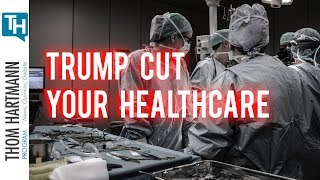 The Impact Trump had on Uninsured May Surprise You? (w/ Wendell Potter)