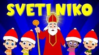 Sveti Niko svijetom šeta   Dječje pjesme
