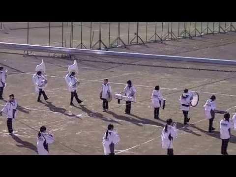 臼田中学校 マーチング 2013/12/1 (感謝の会)