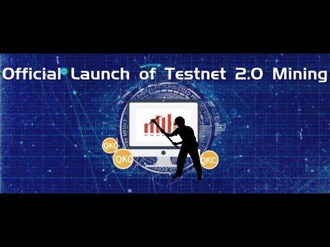 QuarkChain Testnet 2.0