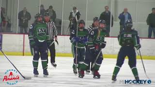 2018 MAHA Girls' 19U Tier 2 State Championship (Kensington Valley vs. Petoskey)