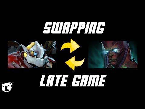 Swapping Heroes Late Game