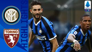 Inter 3-1 Torino | Young, Godin & Martinez on target to send hosts back into second! | Serie A TIM
