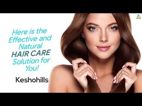 Ayurvedic Hair Oil - Smooth & Nourished