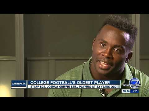 Oldest current college football player is a CSU running back