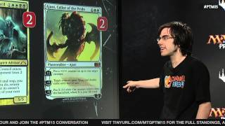 Pro Tour Magic 2015: Deck Tech with Zvi Mowshowitz -