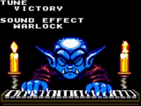 Warlocked Game Boy