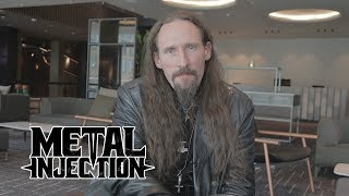 GAAHL Talks Being Gay In The Black Metal Scene, His Evolving Career, Things He's Learned In Life