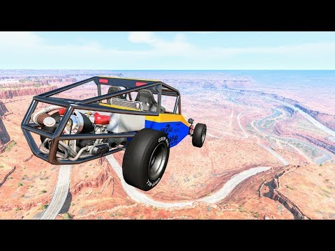 Epic High Speed Jumps #71 – BeamNG Drive | CrashBoomPunk