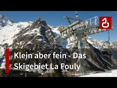 Skigebiet La Fouly - Val Ferret