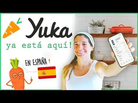 YUKA: La App Que Escanea Tu Alimentación Ya En España   NUTRIRIANA