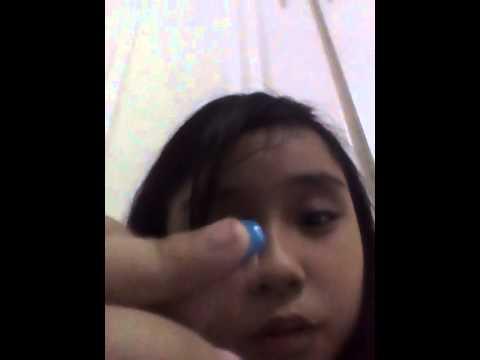 Makeup tutorial nips