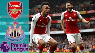 PES 2019 | Arsenal  Vs New Castle Prediction | English Premier League 1st Of April |