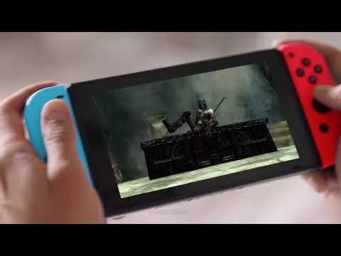 Видео № 1 из игры Elder Scrolls V: Skyrim (Б/У) (без коробки) [NSwitch]
