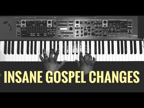 F Gospel Chords Runs