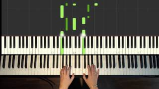 tuto Synthesia vitesse/speed 50%